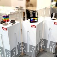 迈乐首款四核网络智能播放器、四核Pad亮相德国CeBIT消费电子展